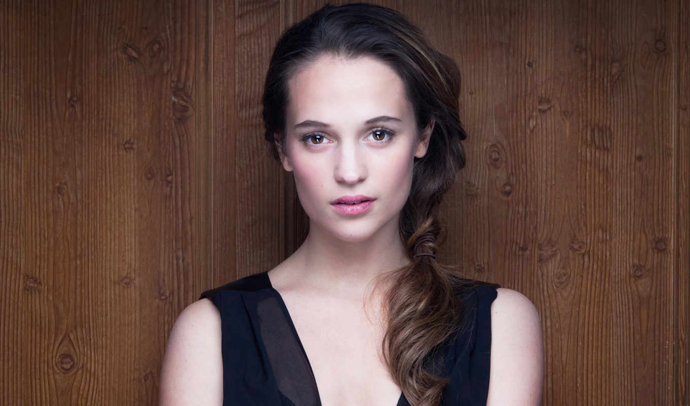 alicia, vikander, machina, актриса, ava, bourne,