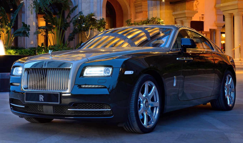 rolls, royce, wraith, модели, coupe,