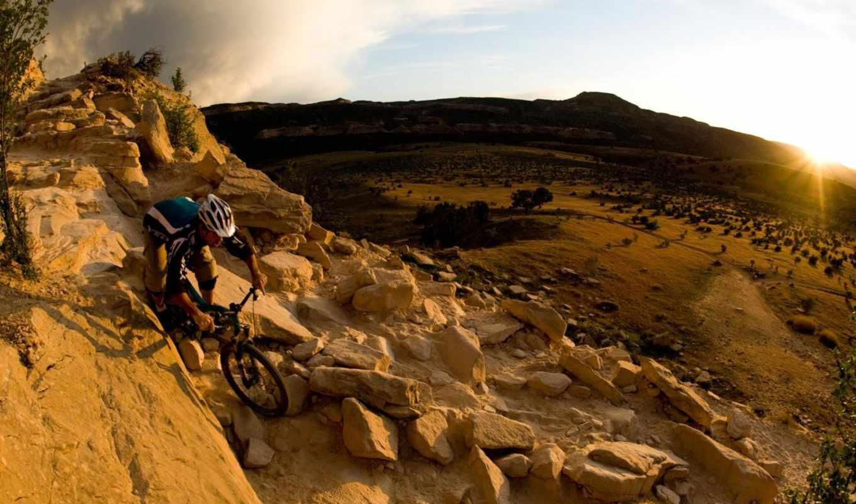 велосипед, спорт, креатив, горы, подборка, спортивных,