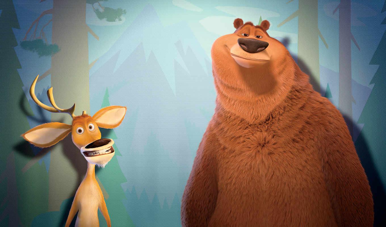 сезон, охоты, олень, open, elliot, boog, медведь, мультфильмы, desktop,