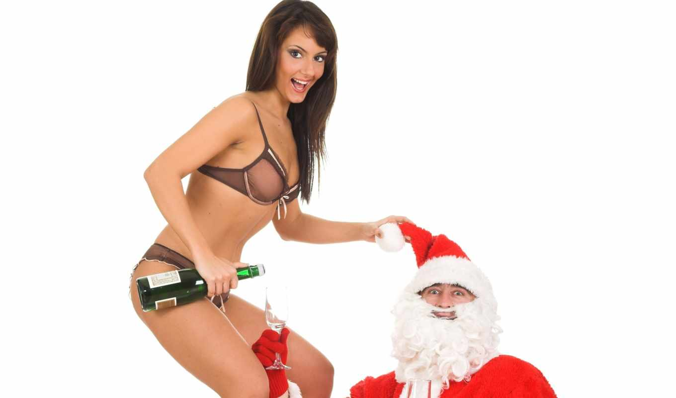 christmas, sexy, girls, chicas,