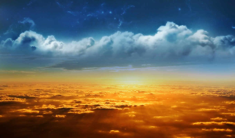 oblaka, природа, ukraine, небо, sun, свет, красиво, красивые, широкоформатные, страница, fantasy,