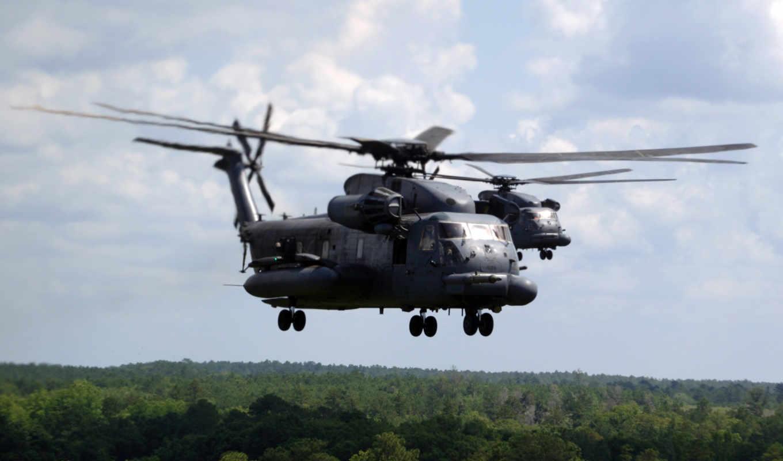 полет, ми, вертолет, лес, вертолеты, небе, авиация, helicopters, desktop, поделиться,