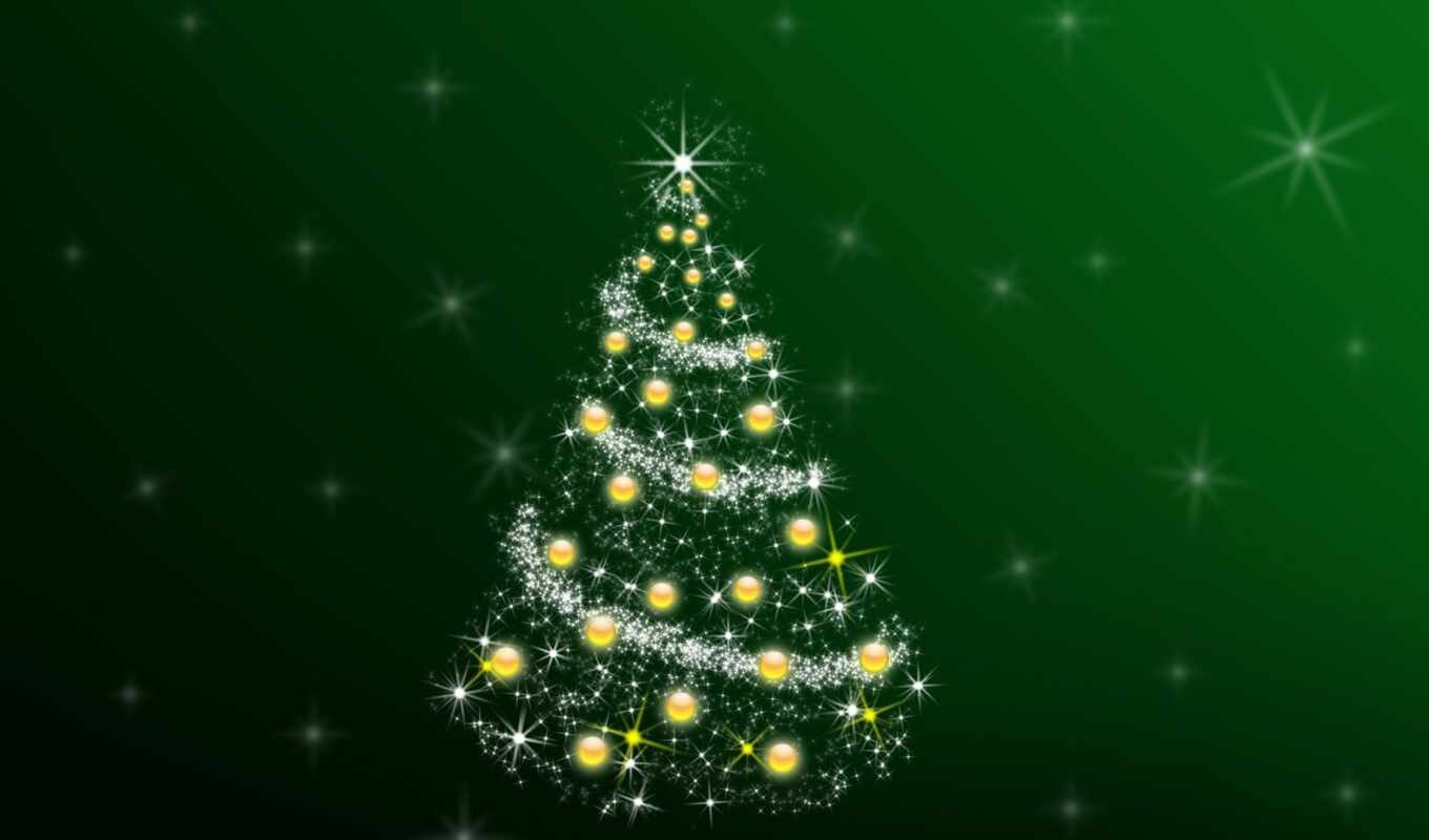 christmas, tree, green, illustration, desktop, you, simple, design, photoshop, weihnachtsbaum, grüne, new, merry, tutorial, year,