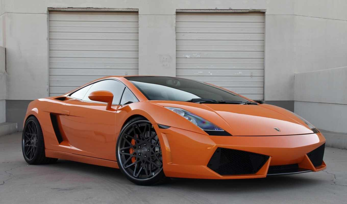 lamborghini, оранжевый, gallardo, desktop, resolution, are, cars, you,