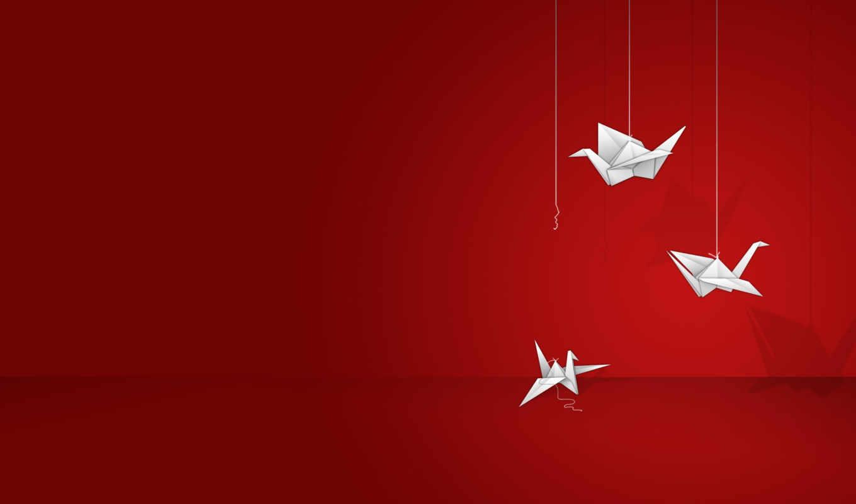 оригами, бумага, журавлик, картинка, картинку, live,