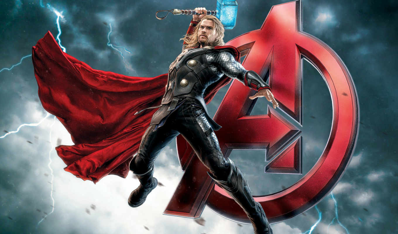 мстители, avengers, альтрона, era, тор, age, ultron, thor, картинка,