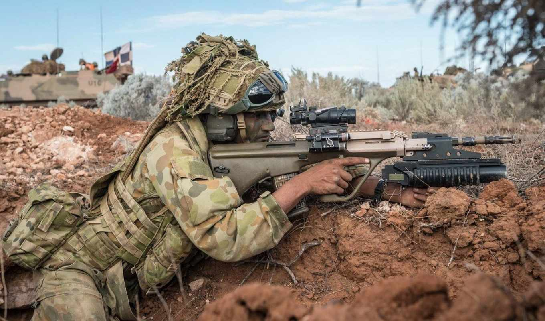 australian, армия,