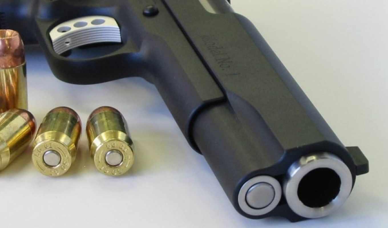 guns, pistol, ammo