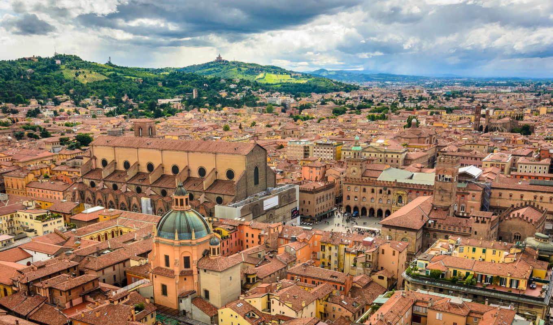 болонья, сан, италии, basilica, italy, болонье, петронио, san,