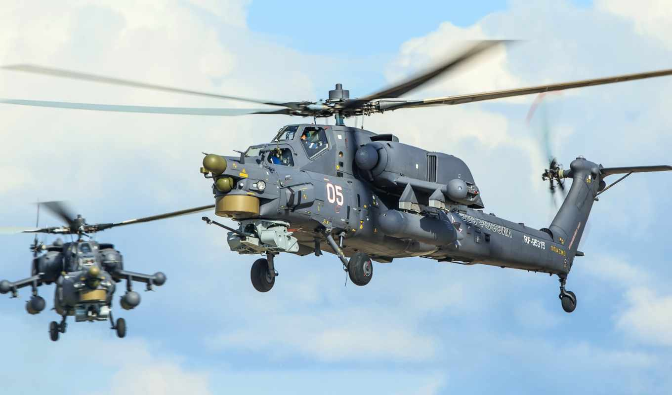 вертолеты, ми, photos, helicopters, mi-28n,