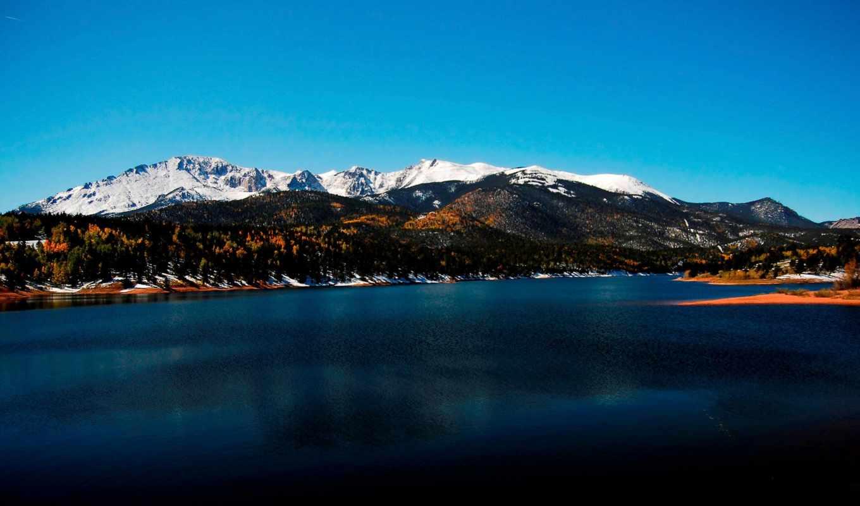 nature, blue, lake, royal, вершине, lakes, water, снежок, одним, файлом, горные, меня, породы, море,