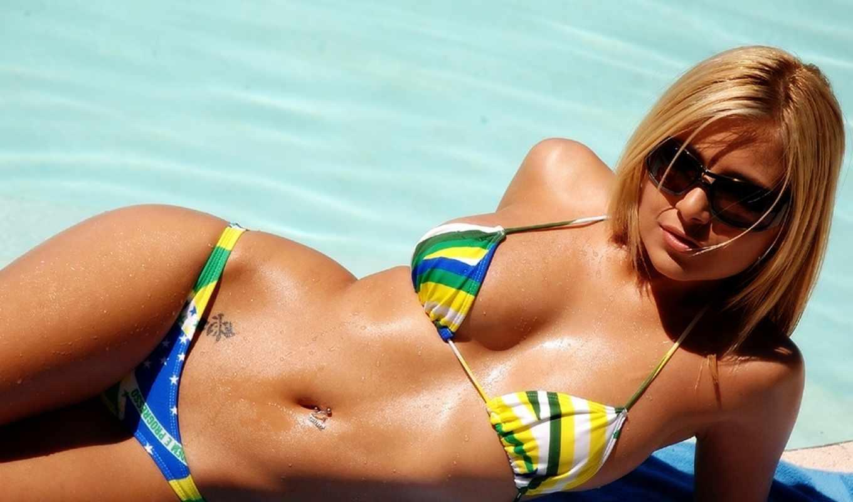 пляже, devushki, красавица, красавицы, пляж, девушек,
