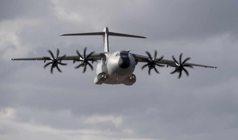 airbus, самолёт, военный, air, сила, атлас, транспорт, pembrey,
