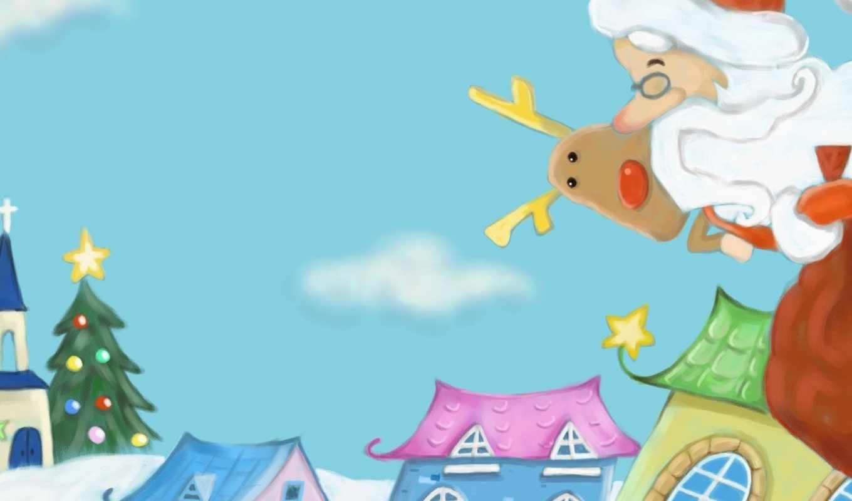 christmas, claus, santa, cute, новый, год, free, illustraion, vely, клаусы, funny, морозы, деды,