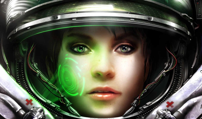 starcraft, медик,