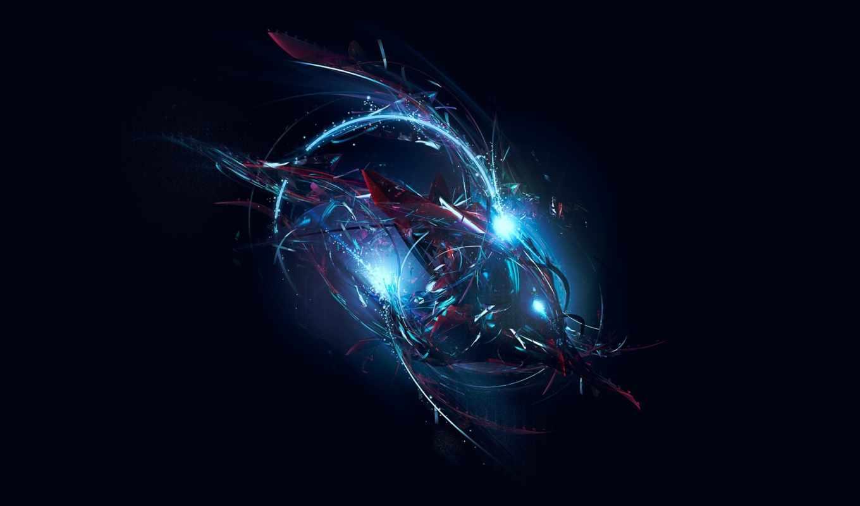 neon, абстракции, линии, полосы, ipad, свет, абстракция,