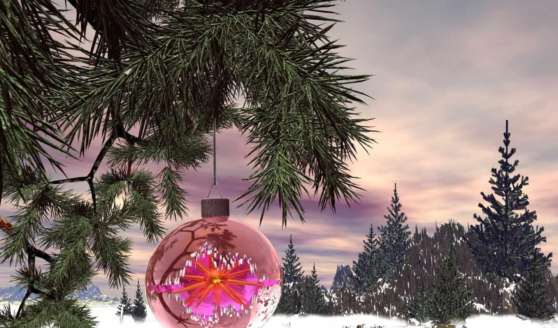 новогодние, дерево, рождественская, рождественские, год,