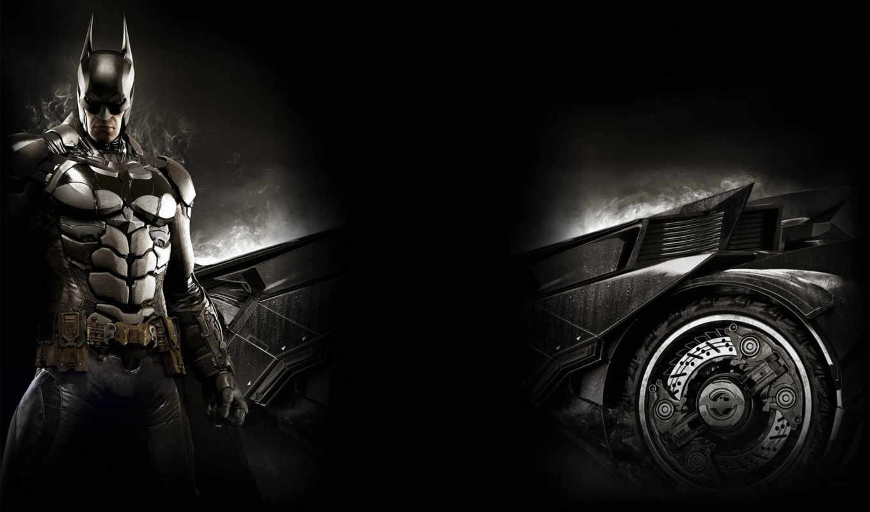batman, arkham, рыцарь, mobile, desktop, game,