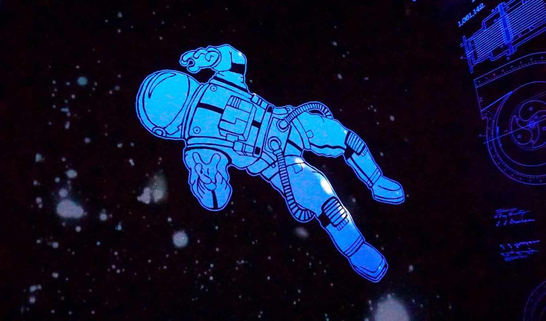 космонавт, космос, астронавт