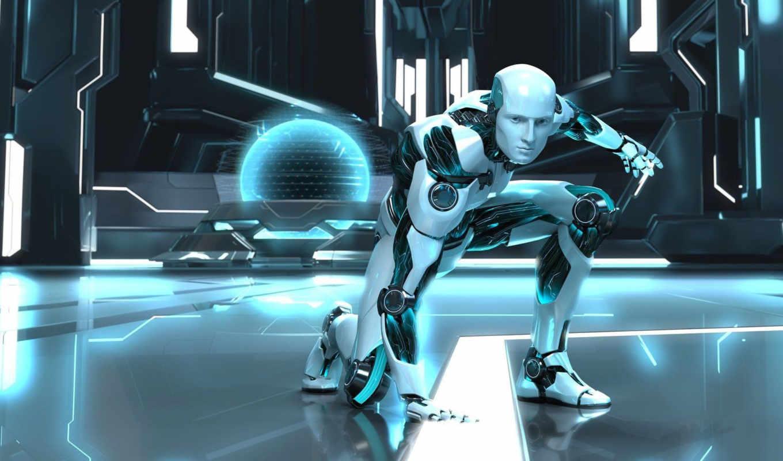 eset, nod, робот, антивирус, лого