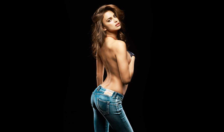 джинсы, devushki, талией, джинсах, высокой, этом, будут, модными, сезоне, янв,