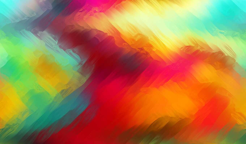 colorful, multicolored, вертикальный, планшетный, телефон, размытость, презентация, краска, ноутбук