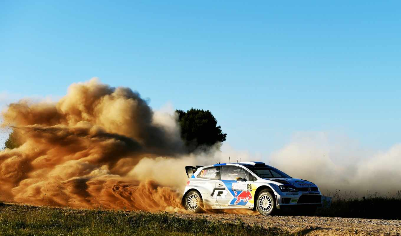 rally, wrc, volkswagen, drift, скорость, картинка, авто, poland,