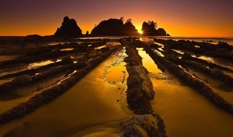 ши, mcneal, kevin, national, фотограф, geographic, пляж, пейзажи -, красивые, washington,