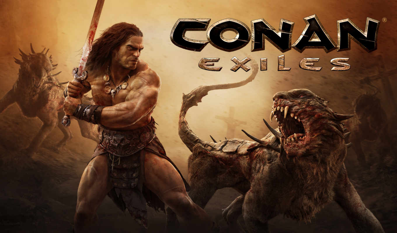 conan, exiles, funcom, game, you, new, xbox, world,