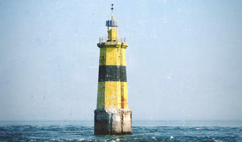 lighthouse, resimleri, deniz, manzara, маяк, море, fenerleri, iphone, разное, free, house,