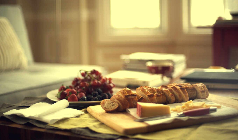 завтрак, raw