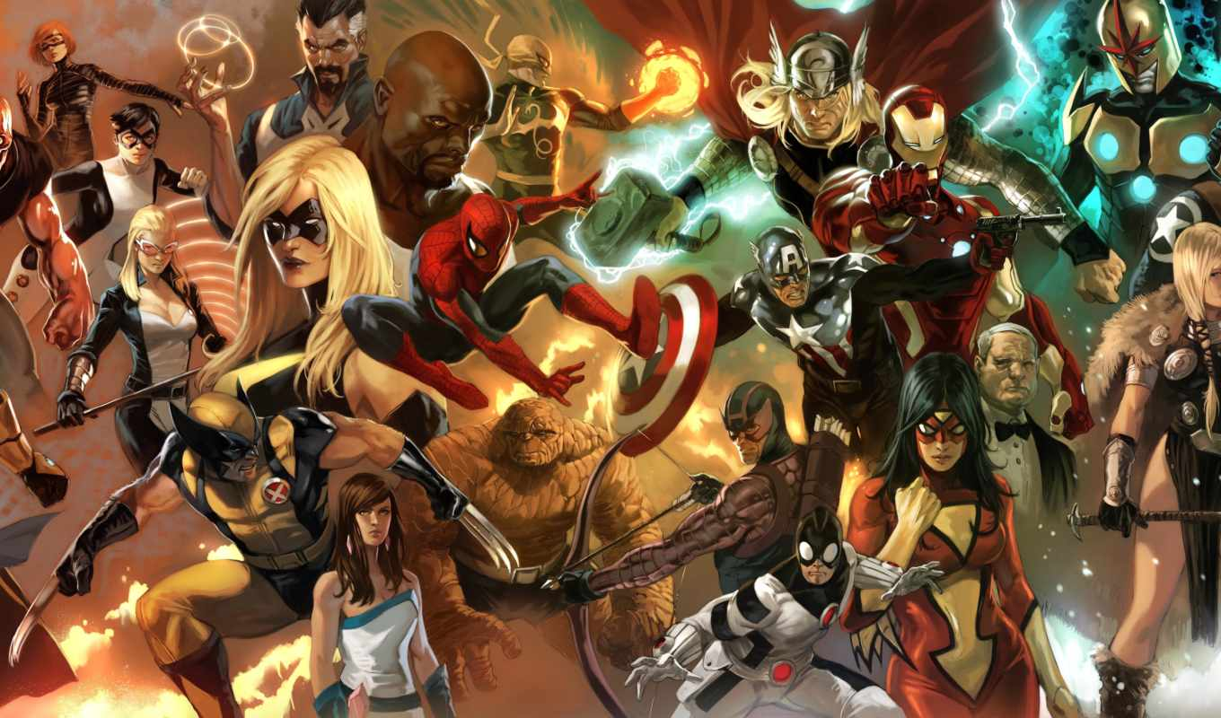 , marvel, avengers, iron, desktop, full,