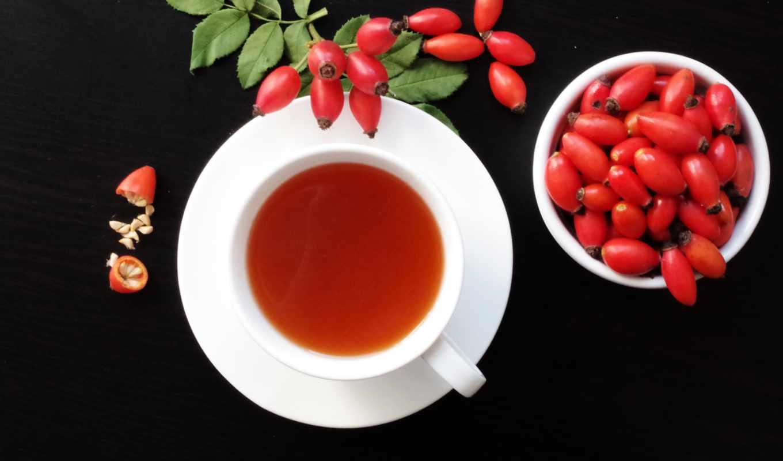 шиповник, чая, еда, cup, статьи, блог,