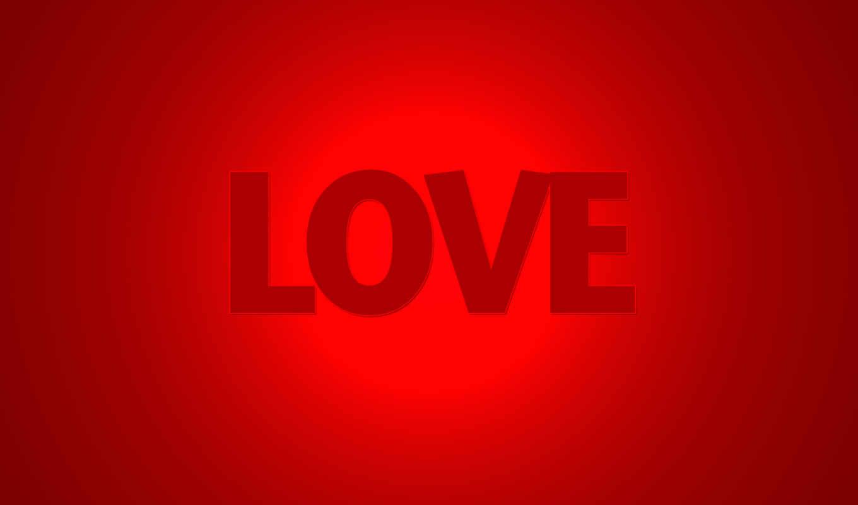 любовь, красный, слово, iphone, разрешением, love,