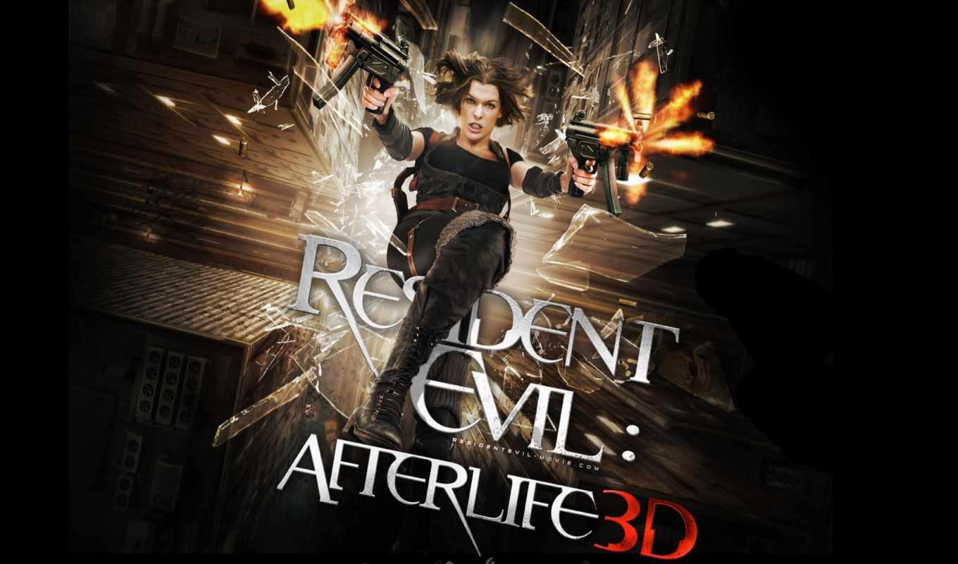 resident, evil, afterlife, desktop, ipad,