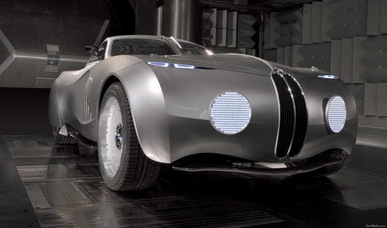 bmw, mille, miglia, concept, coupe, авто, vision,