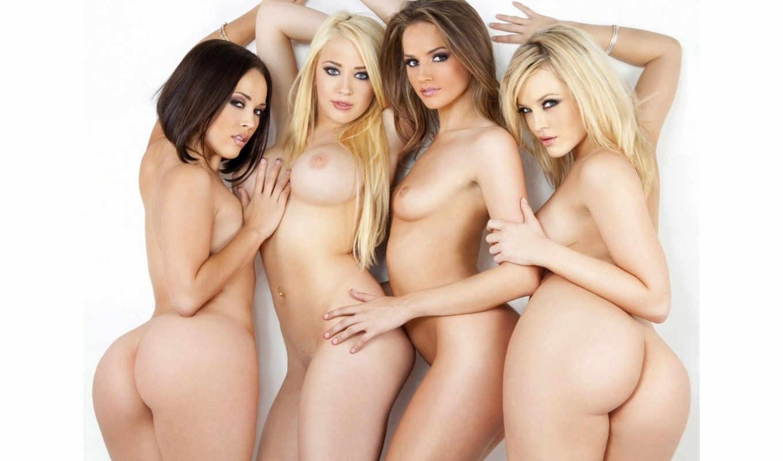 эротика, девушки, попки, красотки, голые, обнаженные, соски, секси, грудь, white,