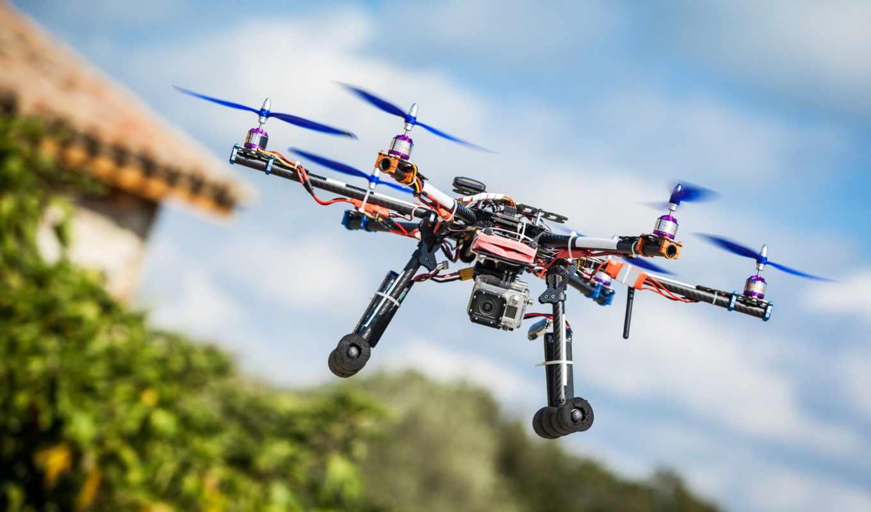 drone, устройство, дрон, самолёт, drones, сделать, полет,,