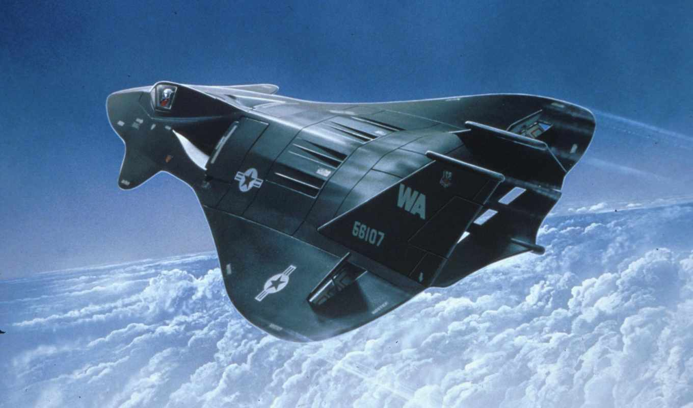 stealth, revell, авиация, самолёт, полёт, небо, истребитель, fighter, ревелл, модели, картинка,