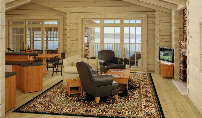 интерьер, дом, комната, жилая, коттедж, дизайн, стиль, монитора, экрана, номером, центр, парковка,