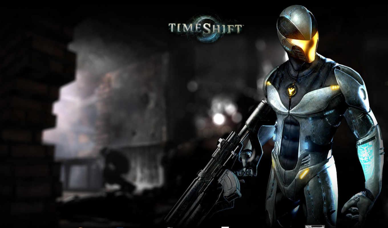 timeshift, игры,