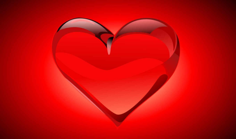 heart, hot, red, день, valentine, desktop,