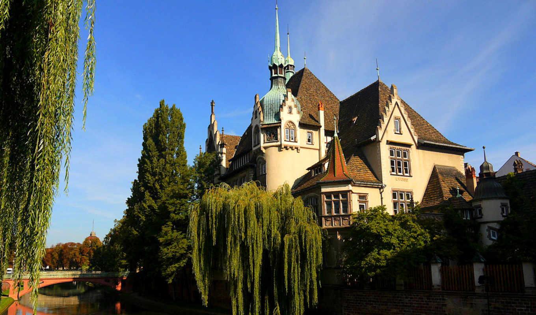 сайте, можно, самые, красивые, замки, мира, информация, strasbourg, international, lycée,