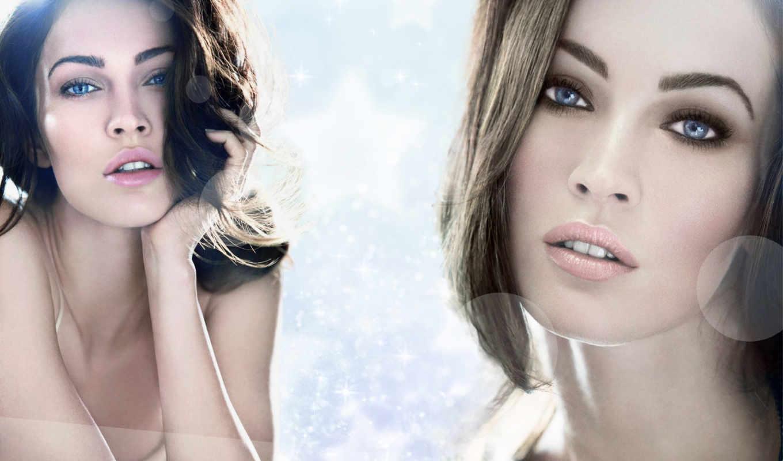 меган, девушка, фокс, актриса, лицо, волосы, модель,
