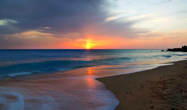 море, берег, per, пляж, sun, разное,