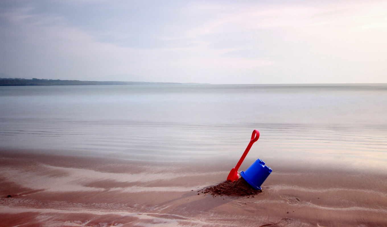 ocean, победить, summer, пляж, песок,