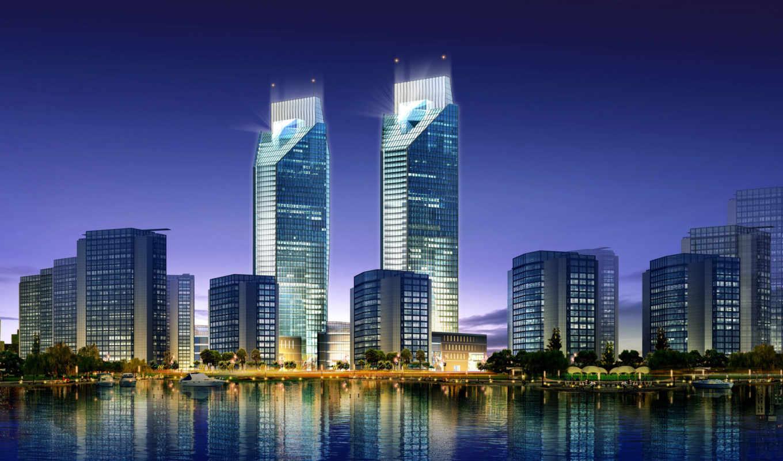 architecture, landscapes, buildings, city, download, town, urban, arquitectura, landscape,