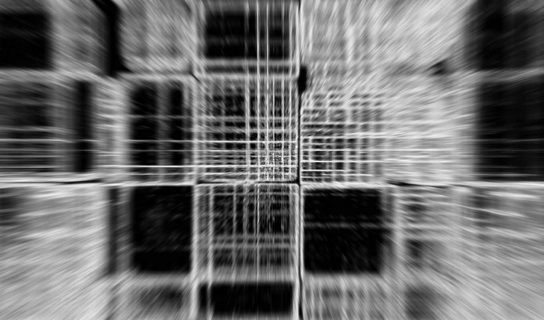 геометрические, квадраты, фигуры, размытость, линии, картинка, имеет, вертикали, горизонтали, network,
