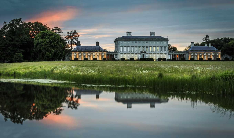 фото, desktop, free, castle, ирландский, pixel, ireland,